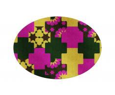 Alfombra de lana Mosaico IV
