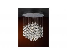 Lámpara de techo colgante 1 bola Espiral