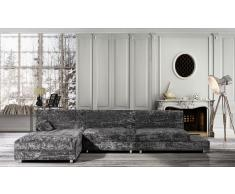 Sofa con chaise longue Avalon Manhattan