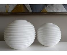 Set 2 bolas decorativas Venus