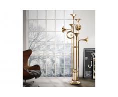Lámpara de pie Botti trompetas