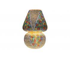 Lámpara de mesa Mosaic Flowers Colore