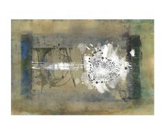 Cuadro Abstracto sobre lienzo Ref. 32