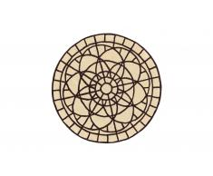 Alfombra circular Portofino IV