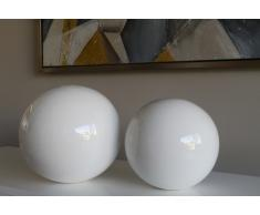 Set 2 bolas decorativas Licer