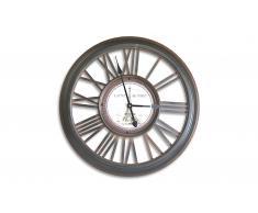 Reloj redondo números Charlotte
