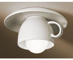 Set 2 lámparas de techo Ron