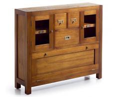 Mueble de entrada con zapatero Colonial Star