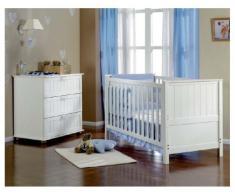 Babymobel Comoda-3 Blanco