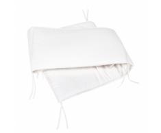 Piccolandy Protector Cuna Blanco