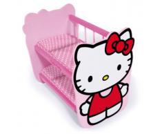 Saica Litera Madera Hello Kitty