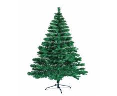 Árbol de Navidad artificial sintético ecológico CORTINA 180 cm