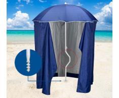 Sombrilla de playa Girafacile 200 cm protecciòn uv tienda