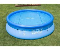 Lona térmica piscinas Intex 29024 universal autoportantes elevadas ...