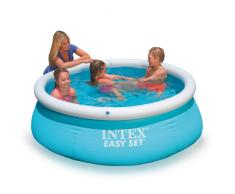 Intex 28101 piscina hinchable autoportante elevada Easy Set redonda...