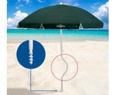 Sombrilla de playa Girafacile 200 cm algodòn