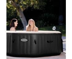 Intex 28454 Jet Bubble spa hinchable tina octagonal hidromasaje 201x71