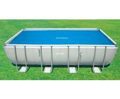 Lona térmica piscinas Intex 29026 universal autoportantes elevadas ...