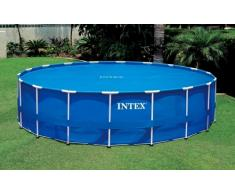 Lona térmica piscinas Intex 29025 universal autoportantes elevadas ...