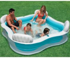 Intex 56475 piscina hinchable 4 asientos Spa
