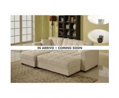 3 plazas sofá cama con asientos península con la perla de contenedo...