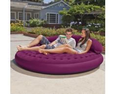 Intex 68881 sofá hinchable redondo