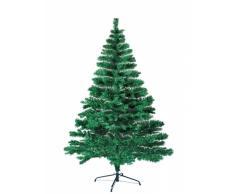 Árbol de Navidad artificial sintético ecológico 210 cm