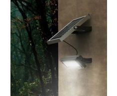 Proyector de luz LED con Crepúsculo Jardin SUNLIGHT