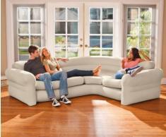 Intex 68575 sofá hinchable rinconera esquinero