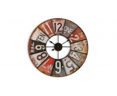 Meagan - Reloj mural 58 cm
