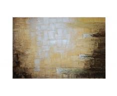 Cuadro moderno pintura al óleo 80x120 cm - Nico