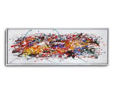 Cuadro moderno pintura al óleo 150x50 cm - Rovenky
