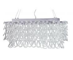 Oxo - Lámpara de techo diseño en cristal