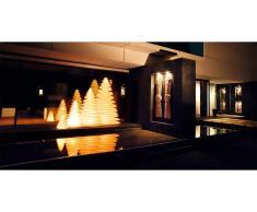Árbol de Navidad de polietileno diseño Vondom - Chrismy 200