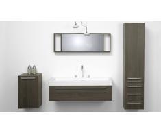 Mueble de baño completo con lavabo grande 125 cm Elettra