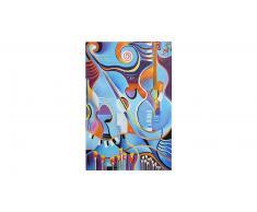 Muzic - Cuadro moderno pintura al óleo