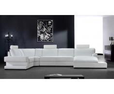 Sofa panoramico de angulo con luz - Innsbruk