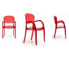 Korjer - silla de diseño exterior/interior