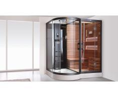 Cabina hydromasaje baño turco y sauna - Lara