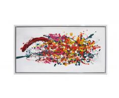 Cuadro moderno pintura al óleo 100x50cm - Irpin