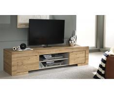 Mueble TV de diseño de madera - Emiliano