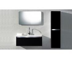 Mueble de baño completo con lavado simple 110 cm Calypso