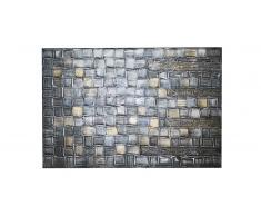 Cuadro moderno pintura al óleo 90x60 cm - Nico