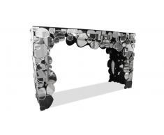 Neptune - Consola de diseño espejo