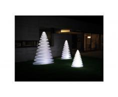 Árbol de Navidad de polietileno diseño Vondom - Chrismy 150