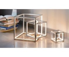 Lámpara led cubo diseño de Sompex - Delux