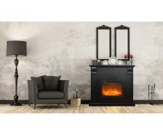 Kamin Royal Black - Chimenea elèctrica