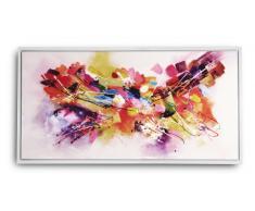 Cuadro moderno pintura al óleo 120x60 cm - Darhan