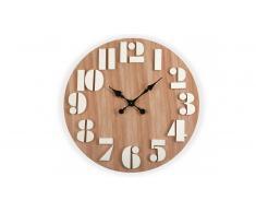Eydis - Reloj de madera 70 cm