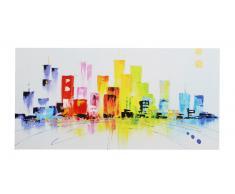 Street - Cuadro moderno pintura al óleo